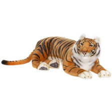 Bengal Tiger Large Stuffed Animal