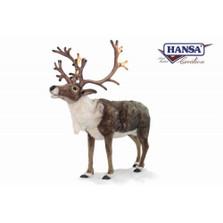 Nordic Reindeer Giant Stuffed Animal
