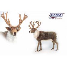 Nordic Reindeer Large Stuffed Animal