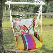 Robin on Branch Hammock Chair Swing