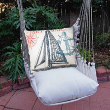 Sailboat Hammock Chair Swing