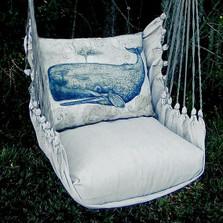 Whale Hammock Chair Swing