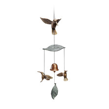 Hummingbird Trio Wind Chime | 34227