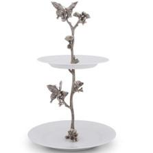 Butterfly Dessert Stand