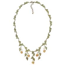 "Hops 18"" Bronze Adjustable Necklace | Michael Michaud Jewelry | 9143BZG"
