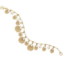 Sea Scallop Bracelet | Nature Jewelry