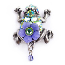 Frog Pin  | Nature Jewelry