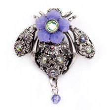 Bee Pin    Nature Jewelry