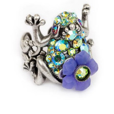 Frog Ring | Nature Jewelry