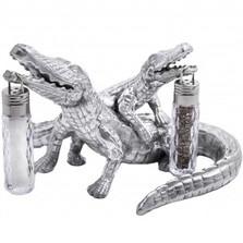 Alligator Hanging Salt Pepper Shakers