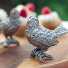 Song Bird Salt Pepper Shakers