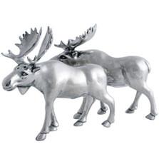 Moose Salt Pepper Shakers