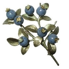 Blueberry Pin | Nature Jewelry