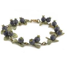 Blueberry Bracelet   Nature Jewelry