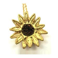 Sunflower Adjustable Petite Pendant | Michael Michaud Jewelry | SS8848bzbd