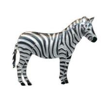 Zebra Cloisonne Pin | Nature Jewelry