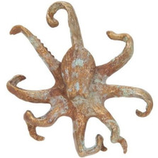 Octopus Pin | Nature Jewelry