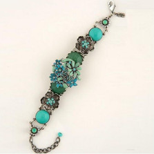 Butterfly Floribunda Bracelet | Nature Jewelry