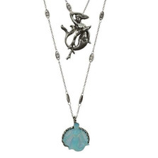 Mermaid Carved Necklace | Nature Jewelry