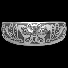Butterfly Sterling Silver Bracelet | Nature Jewelry