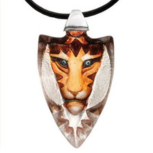 Tigris Yellow Tiger Crystal Necklace |  84124 | Nature Jewelry