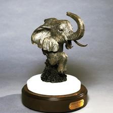 """Elephant Bronze""""Pride of Africa"""""""