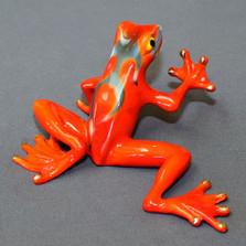 Frog Bronze Sculpture