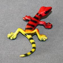 Lizard Bronze Sculpture Small Lizard