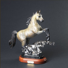 "Horse Bronze ""Spirit of the Wind"