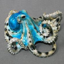 "Octopus Bronze Sculpture ""Tammy"""