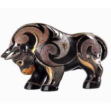 Bull Ceramic Figurine | Rinconada