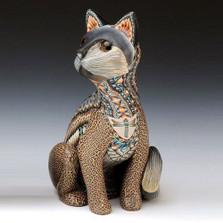 Cat Papa Figurine