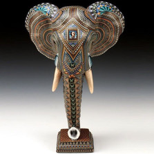 Elephant Jumbo Figurine