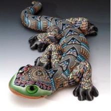 Gecko Jumbo Figurine