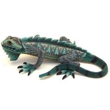 Iguana Papa Figurine | FimoCreations | FCFIP -2