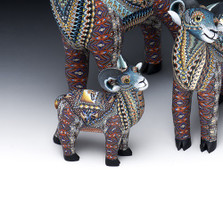 Ram Baby Figurine