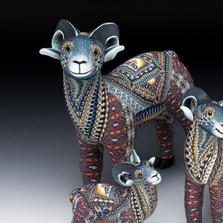 Ram Papa Figurine | FimoCreations | FCFRP