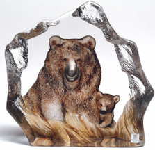 Bear Crystal Sculpture | 33889