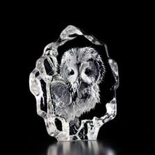 Mini Owlet Crystal Sculpture | 88116