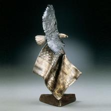 "Eagle Flag Sculpture ""Patriot's Dream"""