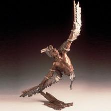 Eagle Dancer Native American Sculpture