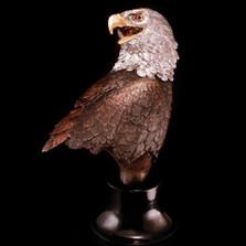 "Eagle Sculpture ""Majestic Beauty"""