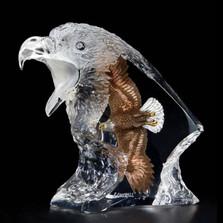 """Eagle Sculpture """"Journey"""""""