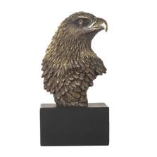 Eagle Head Sculpture