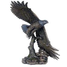 Flying Eagle Sculpture