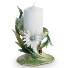 Ladybug Candle Holder   fz00444
