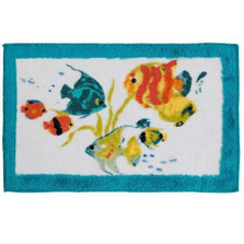 Rainbowfish Bath Rug