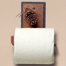 Pinecone Toilet Paper Holder