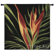 Bird of Paradise Tapestry Wall Hanging