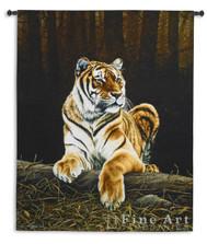 Grandeur Tiger Tapestry Wall Hanging